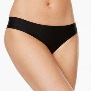 Raisins Mai Tai Cheeky Bikini Bottoms Black Size M